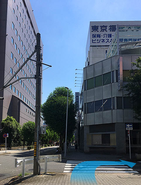 Mitsui and May parking lots